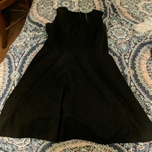 Marc New York black fit and flare